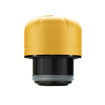 Chilly's Chilly's Bottles, Lid, matte yellow, 750ml