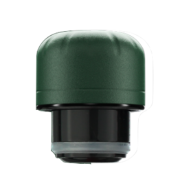 Chilly's Chilly's Bottles, Lid, matte green, 750ml