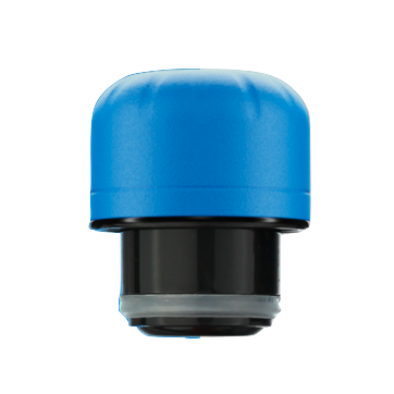 Chilly's Chilly's Bottles, Lid, neon blue, 750ml
