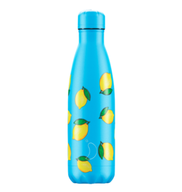 Chilly's Chilly's Bottles, Icon, Lemon, 500ml