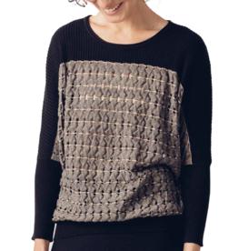 Skunkfunk Skunkfunk, Xare Sweater, black, XS (36)