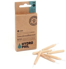 Hydrophil Hydrophil, Interdentalbürsten Bambus, 0.5mm