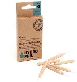 Hydrophil Hydrophil, Interdentalbürsten Bambus, 0.4mm