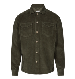 Minimum Minimum, Clamart Shirt, dark green, S