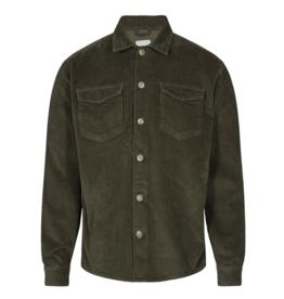 Minimum Minimum, Clamart Shirt, dark green, L