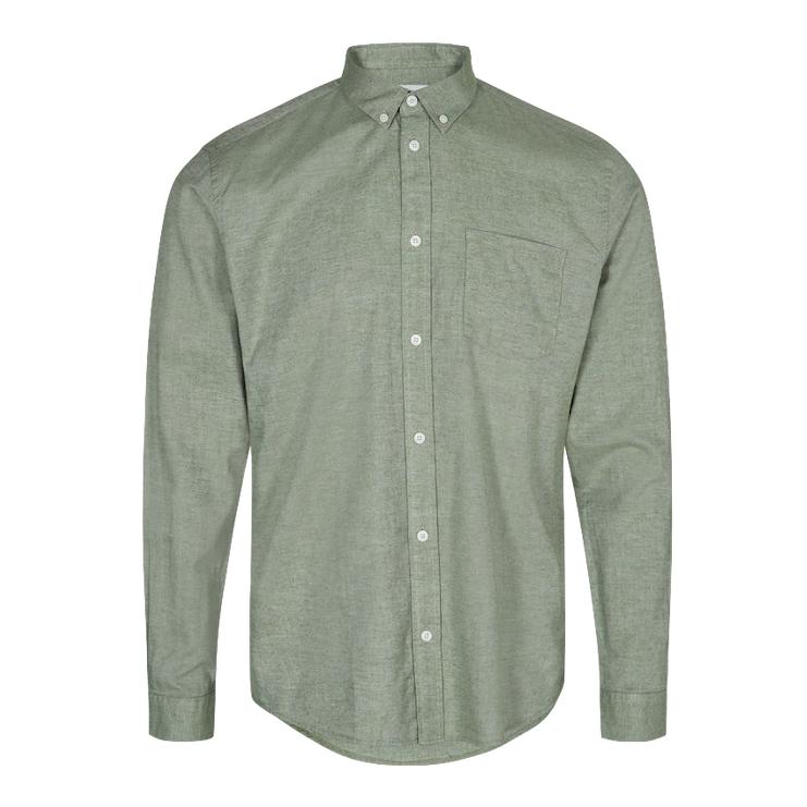 Minimum Minimum, Jay 2.0 Shirt, sea spray 1762, M