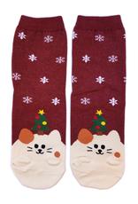 Cutie Socks Cutie Socks, Santa Tierli Katz, 36-40
