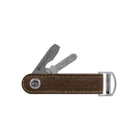 Keycabins Keycabins, Leder Loop S1, grey