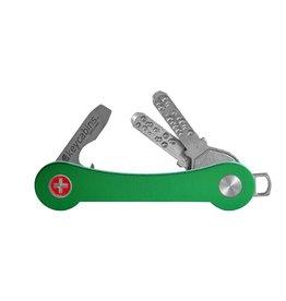 Keycabins Keycabins, Aluminium S1, Swis Cross, green
