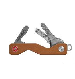 Keycabins Keycabins, Aluminium S3, Swiss Cross, sand