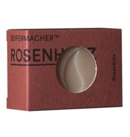 Seifenmacher Seifenmacher, Rosenholz, 90g