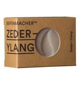 Seifenmacher Seifenmacher, Zeder-Ylang, 90g
