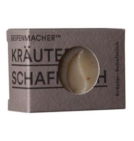 Seifenmacher Seifenmacher, Kräuter-Schafmilch, 90g