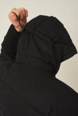 Cleptomanicx Cleptomanicx, Jacket Swod, black, S