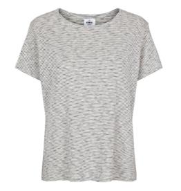Klitmøller Klitmøller, Rikke T-Shirt, cream/navy, S