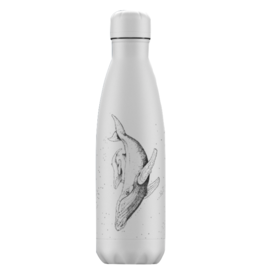 Chilly's Chilly's Bottles, Sea Life, Whale, 500ml