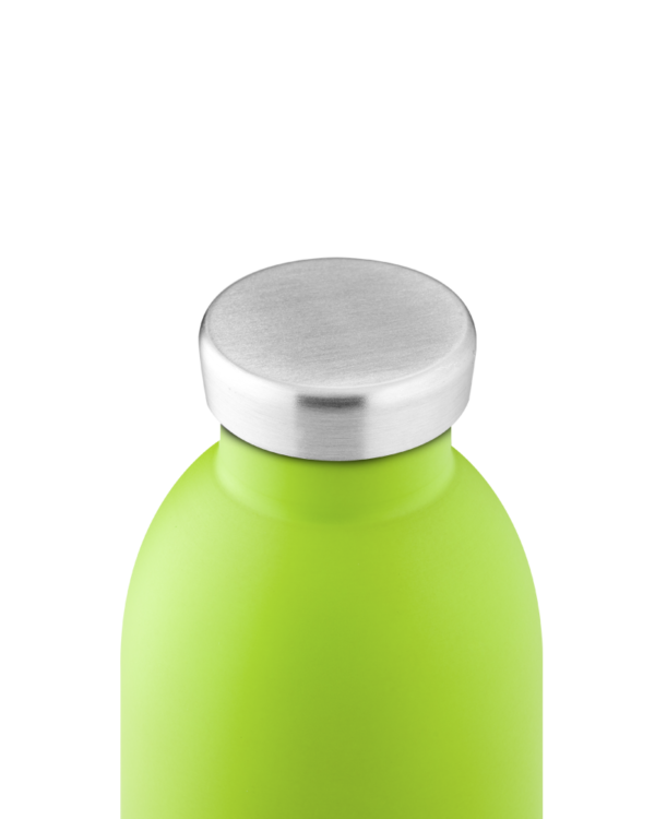 24 bottles 24 Bottles, Thermosflasche, lime green, 500