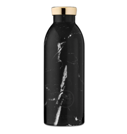 24 bottles 24 Bottles, Thermosflasche, black marble, 500