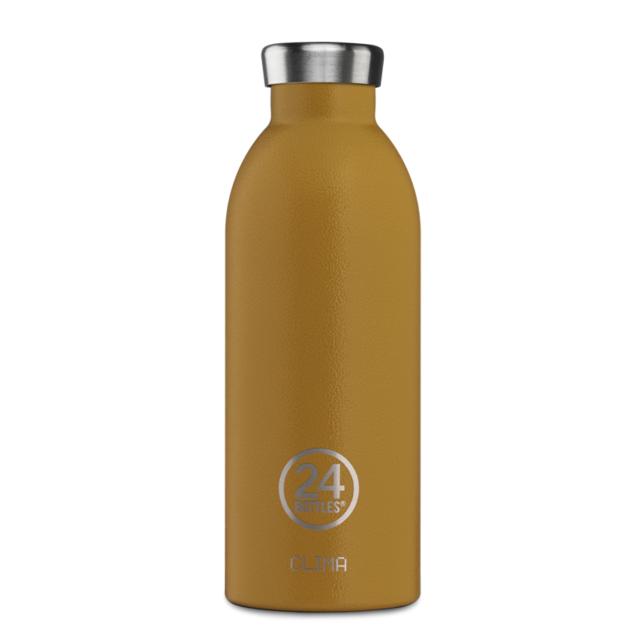 24 bottles 24 Bottles, Thermosflasche, safari khaki, 500