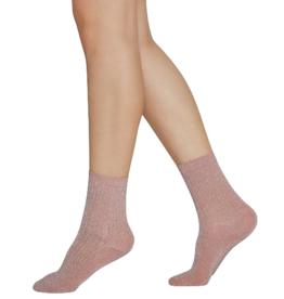 Swedish Stockings Swedish Stockings, Stella, dusty rose, 39-41