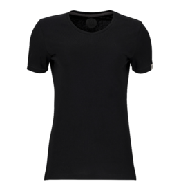 ZRCL ZRCL, W slim T-Shirt Basic, black, S