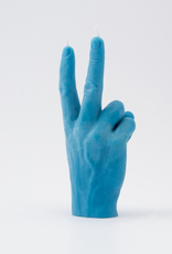 Candle Hand Candle Hand, Victory, blau