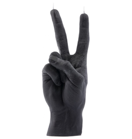 Candle Hand Candle Hand, Victory, schwarz