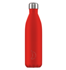 Chilly's Chilly's Bottles, Neon Edition, red, 750ml