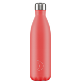 Chilly's Chilly's Bottles, Pastel Edition, coral, 750ml