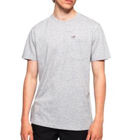 RVLT RVLT, 1164 T-Shirt, grey, L
