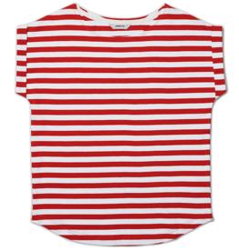 Wemoto Wemoto, Bell Stripe, white/red, M
