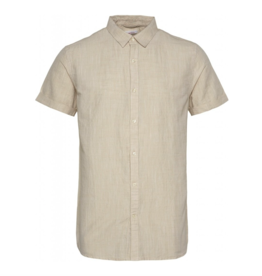 KnowledgeCotton Apparel, Larch SS, light feather gray, S