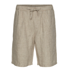 KnowledgeCotton Apparel, Birch Shorts, light feather grey, L