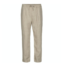 KnowledgeCotton Apparel, Birch Pant, light feather grey, L