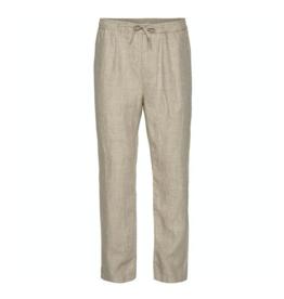 KnowledgeCotton Apparel, Birch Pant, light feather grey, M