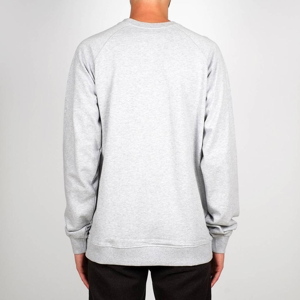 Dedicated Dedicated, Sweatshirt Malmoe Color Bike, Grey melange, S