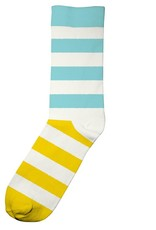 Dedicated Dedicated, Sigtuna Two Stripes, off-white, 36-40