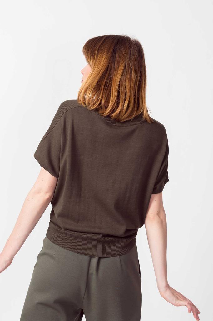 Skunkfunk Skunkfunk, Garazi Sweater, military green, 38