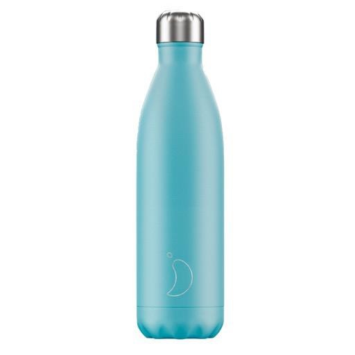 Chilly's Chilly's Bottles, Pastel Edition, blue, 750ml