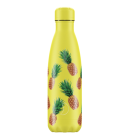 Chilly's Chilly's Bottles, Pineapple, 500ml
