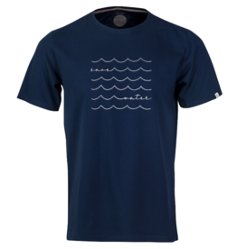 ZRCL ZRCL, M Save Water T-Shirt, blue, L