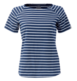 ZRCL ZRCL, W T-Shirt Ringel, blue, M