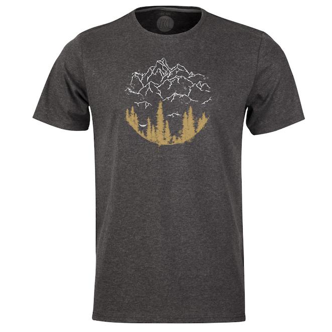 ZRCL ZRCL M T-Shirt Hammock, onyx, M