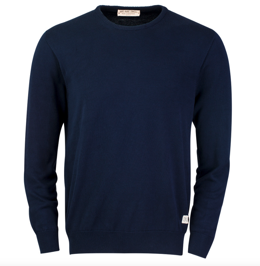 ZRCL ZRCL Swiss Edition, M Sweater, blue, M