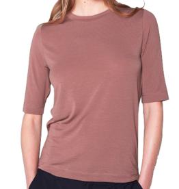 Elvine Elvine, Cortney T-Shirt, rose wood, M