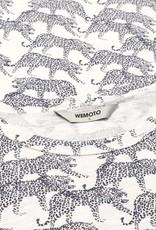 Wemoto Wemoto, Goldie Printed, navy blue/off white, XS