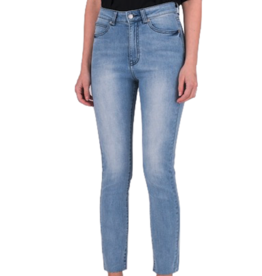 Dr.Denim Dr.Denim, Cropa Cabana, draw blue wash, 28