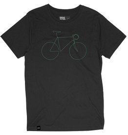 Dedicated Dedicated, Stockholm Bicycle, charcoal, L