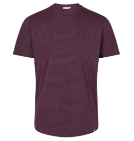Minimum Minimum, Luka T-Shirt, bordeaux, S