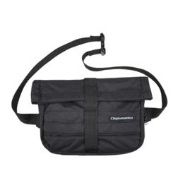 Cleptomanicx Cleptomanicx, Cabahtapl Hip Bag, black